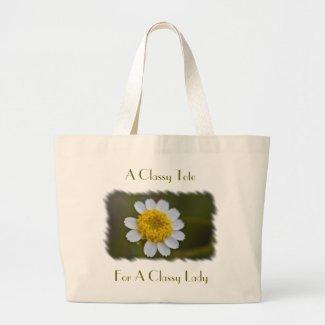 Wildflower 8 Tote bag
