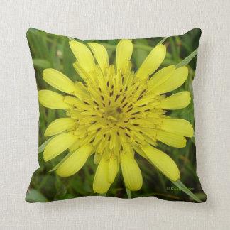 Wildflower amarillo F0009 Almohadas