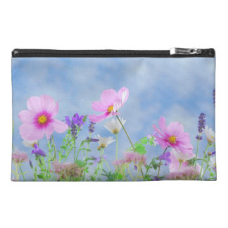 Wildflower Travel Accessory Bag