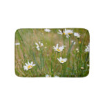 Wildflower Bath Mat at Zazzle
