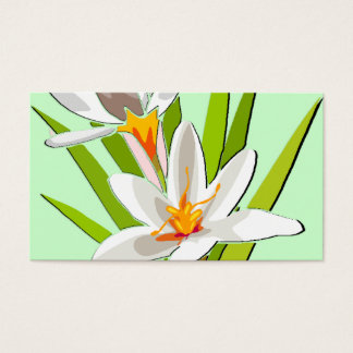 Wildflower Beauty Business Card