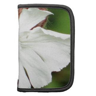 Wildflower blanco bonito planificadores