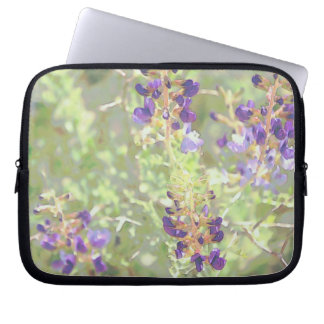 Wildflower Blooms Laptop Sleeve