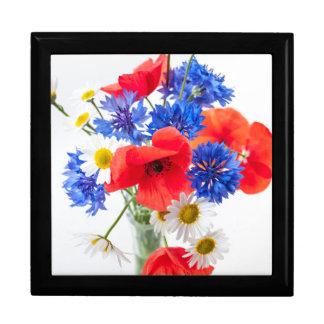 Wildflower bouquet gift boxes
