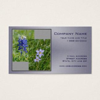 Wildflower Business Card