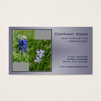 Wildflower Business Card