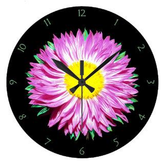 Wildflower Clock