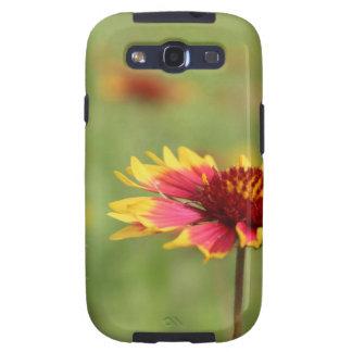 Wildflower de Tejas - flor combinada india Samsung Galaxy S3 Carcasas