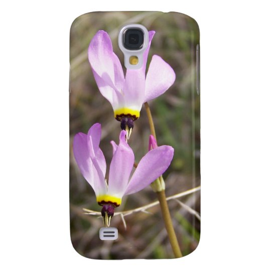 Wildflower del Shooting Stars Funda Para Galaxy S4