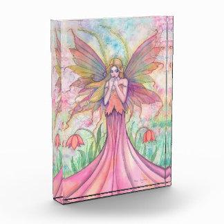 Wildflower Fairy Fantasy Art Acrylic Decoration Award