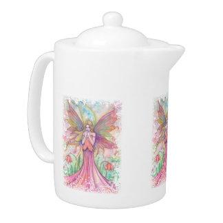 Wildflower Fairy Teapot