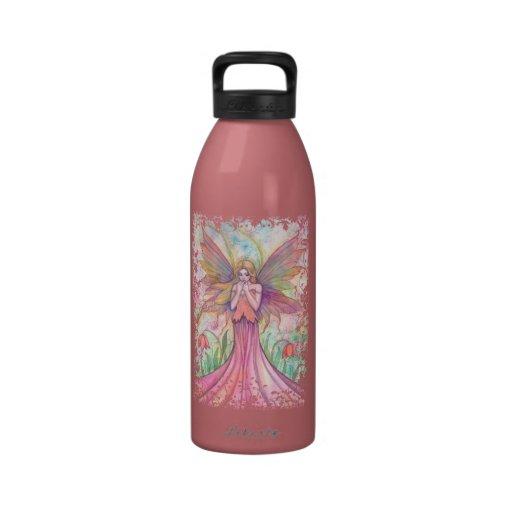 Wildflower Fairy Water Bottle