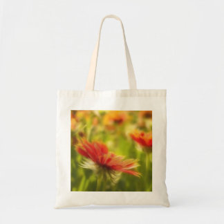Wildflower Field - Gaillardia Tote Bag