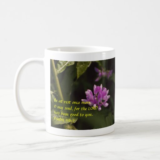 Wildflower flotante taza