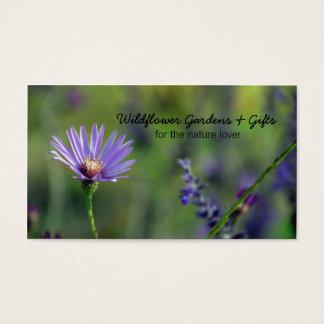 Wildflower Garden Business Card