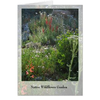 Wildflower Garden - Native Notecard
