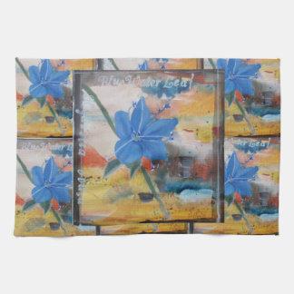 "Wildflower hand towels from ""IVOUNDIT"" designs"