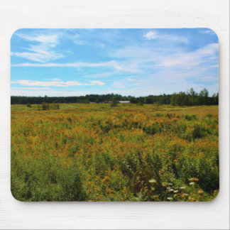 Wildflower Meadow Mouse Pad