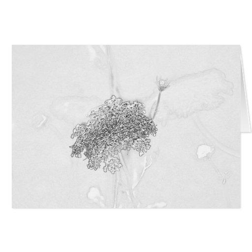 Wildflower  Mist Card