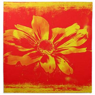 Wildflower Negro-Observado de Susan - arte de Digi Servilletas