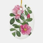 wildflower ornament 2
