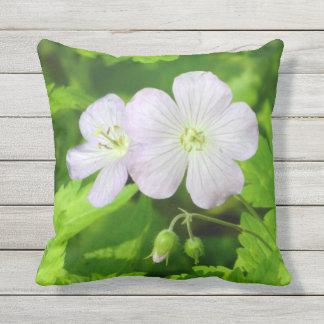 Wildflower Patio Pillows