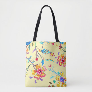 Wildflower Riot 2 Tote Bag