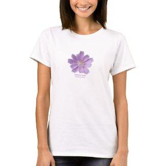 Wildflower T-Shirt (Skeleton Weed)