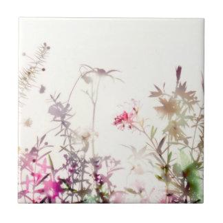 Wildflower Tile