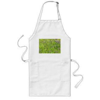 Wildflower - Tufted Vetch Long Apron