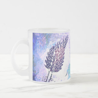 Wildflower Universe Frosted Mug