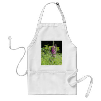 Wildflowers 1 adult apron