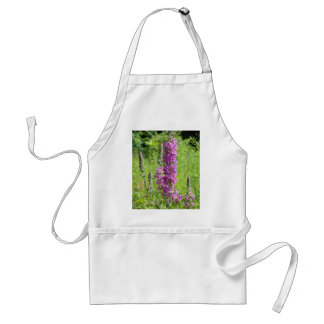 Wildflowers 2 adult apron