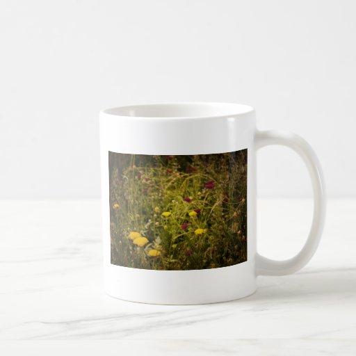 Wildflowers Along the High Line Park Coffee Mug