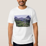 Wildflowers and Hidden Lake, Shrubby T-shirts