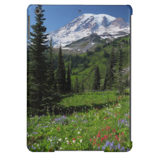 Wildflowers at Mount Rainier Case For iPad Air