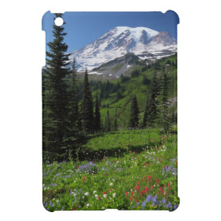 Wildflowers at Mount Rainier Case For The iPad Mini