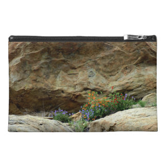 Wildflowers Travel Accessories Bag