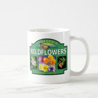 Wildflowers Bay Area Mug
