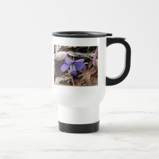 WildFlowers Birds-Foot Violet Hot Springs AR Gifts Travel Mug