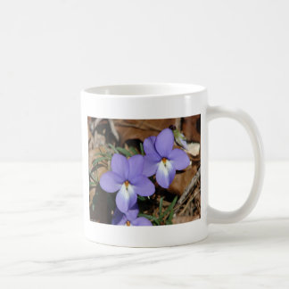 WildFlowers Birds-Foot Violet III Gifts & Apparel Coffee Mug