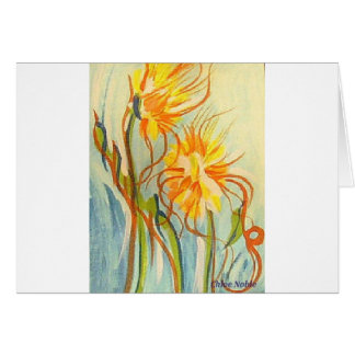 Wildflowers Greeting Cards