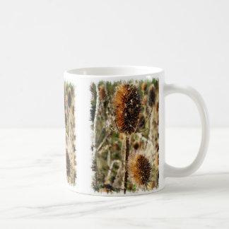 WILDFLOWERS COFFEE MUG