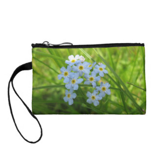 Wildflowers Coin Purse