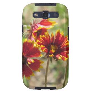 Wildflowers combinados indios samsung galaxy s3 funda