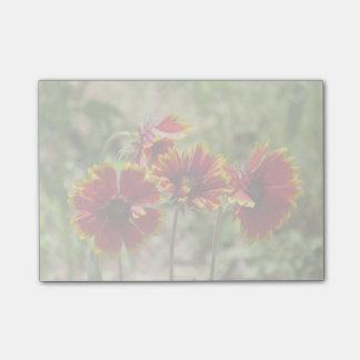 Wildflowers combinados indios nota post-it®