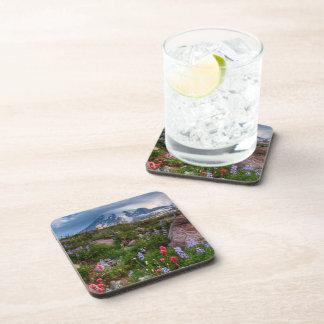 Wildflowers Beverage Coaster
