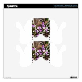 Wildflowers de Alabama Henbit Deadnettle Mando PS3 Calcomanía