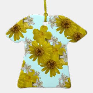 Wildflowers de la hawaiana de Alaska Adorno Para Reyes