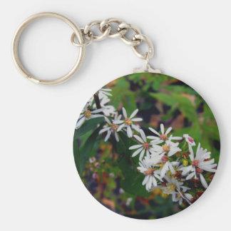 Wildflowers de Michigan Llavero Redondo Tipo Pin
